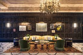 Wimberly Interiors Nyc Wine And Design Offers A First Look At The Beekman In Nyc