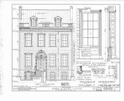 Historic Dutch Colonial House Plans Unique Historic Home Plans