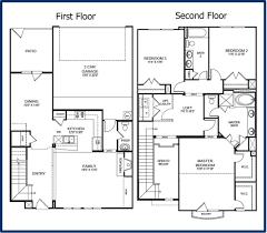 2 Car Garage With Loft 2 Bedroom Bath With Loft House Plans Story Luxury 3 Design Lrg 13