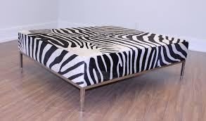 Zebra Chair And Ottoman Zebra Chair And Ottoman Buying Zebra Ottoman Ottomans Home Design