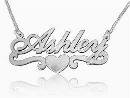 Gold Cursive Name Necklace Amazon Com Cursive Name Necklace Silver Name Necklace Jewelry