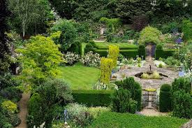 eastleach house the walled garden