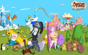 adventure time adventure time with marceline and bubblegum by