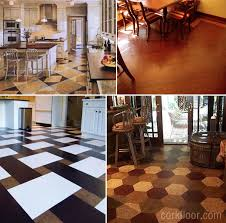 Ideas For Cork Flooring In Kitchen Design Kitchen Floors How I Decided To Use Cork Tiles Pretty Handy