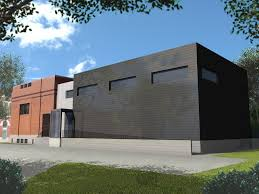 home design minimalist elegant concrete block house interior glugu
