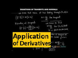 iit jee maths video lectures application of derivatives youtube
