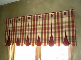 curtains adorable curtain valances drapery valances country