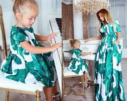 matching dress etsy