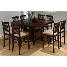 butterfly leaf dining table set butterfly leaf dining table stylish amazon com counter height w