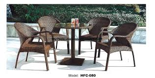rattan table and chairs garden furniture u2013 exhort me