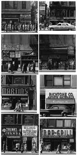 65 best photographers todd webb images on pinterest vintage todd webb sixth avenue between 43rd and 44th streets new york april 23 1948