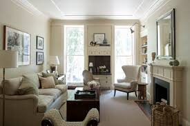 Manhattan Duplex Traditional Living Room New York By - New york living room design