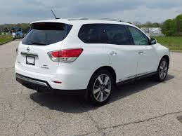 nissan pathfinder leather seats nissan pathfinder platinum in virginia for sale used cars on