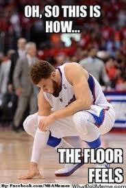 Blake Griffin Memes - blake griffin deandre jordan nba other pinterest blake