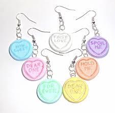 sweet earrings hearts sweet earrings