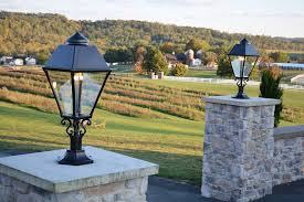 outdoor gas ls lighting by american gas l works