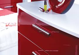 red gloss bedroom furniture eo furniture