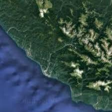 map of abkhazia satellite map of abkhazia