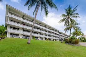 fully renovated frangipani beach front apartments hamilton island