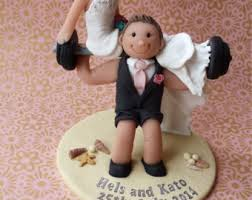 weight lifting cake topper weightlifting topper etsy