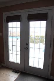 How To Make Roman Shades For French Doors - solar shades for french doors i46 for perfect home design your own