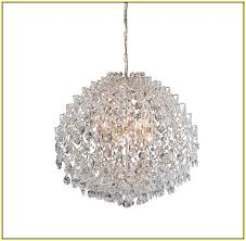Diy Ball Chandelier Diy Crystal Chandelier Kit Home Design Ideas