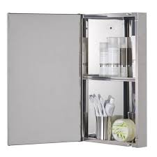 orchard radial stainless steel bathroom corner cabinet