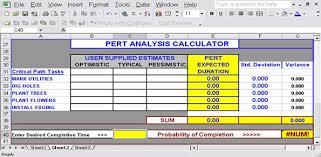 Pert Chart Template Excel Pert Cpm Chart Template For Excel Jyler