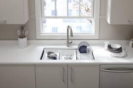 kohler kitchen sinks kohler k 5540 na stainless steel prolific 33 single basin