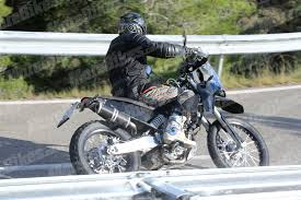 spy shots ktms 390 adventure caught out and about on the road