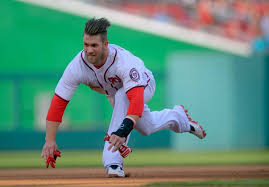 What Is Bryce Harper Haircut Called Bryce Harper On Hair Pomade And Why His Helmets Fly Off On The
