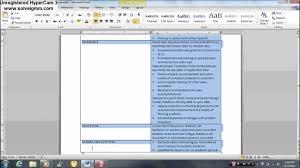 download how to make a resume in word haadyaooverbayresort com