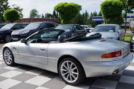 Autohaus Bad Oldesloe Aston Martin Db 7 Vantage Volante 2002 Für 49 888 Eur Kaufen