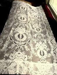Hanging Lace Curtains Ailsa Is A Very Delicate Victorian Cotton Lace Curtain Design From