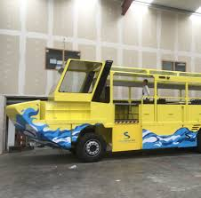 amphibious rv salamander amphibious vehicles