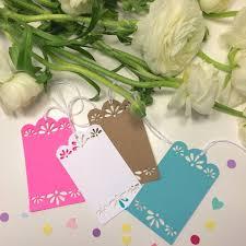 birthday wish tree mexican wedding papel picado maraca favor gift tags wish