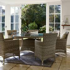 6 seater outdoor dining table john lewis dante 6 seater outdoor dining table at john lewis