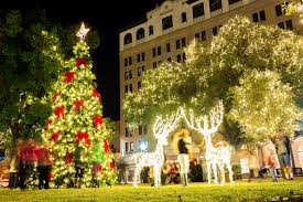 downtown san antonio christmas lights 12 top holiday ceremony spots in san antonio austin and new braunfels