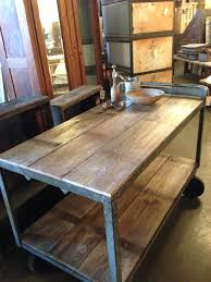 counter height kitchen island table kitchen island table rustic farmhouse counter height fine etsy