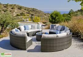 canapé d extérieur pas cher salon d extérieur royal sofa idée de canapé et meuble maison