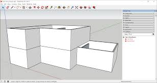 House Structure Parts Names by Working With Hierarchies In The Outliner Sketchup Knowledge Base