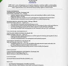 Mental Health Resume Examples by Msw Resume Sample Template Billybullock Us