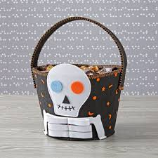 Scary Halloween Skeleton Not So Scary Halloween Skeleton Basket Scary Halloween