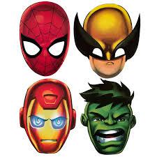 list resources vendors superhero masking