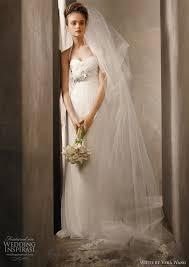 vera wang wedding dress stylish eve