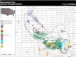 Permian Basin Map Anadarko Basin Map Acreage Map Company Map