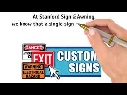 San Diego Awning Stanford Sign U0026 Awning Inc Sign Shop In San Diego Youtube