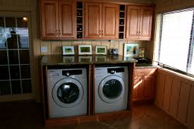 bathroom winning custom washer and dryer cabinet parkers