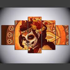 100 day of the dead home decor vintage ceramic mexican day of the dead home decor by compare prices on face paintings pictures online shopping buy
