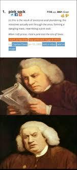 Sock Meme - pink sock meme by truehulk62 memedroid